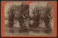 Whispering Fall, Havana Glen, by Gates, G. F. (George F.).png