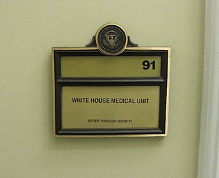 White House Medical Unit Unit of the White House Military Office