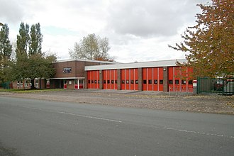 Greater Manchester Fire and Rescue Service - Whitehill fire station