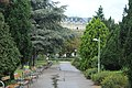 Wien-Alsergrund, Sigmund-Freud-Park, Blick zum Hotel Regina.JPG