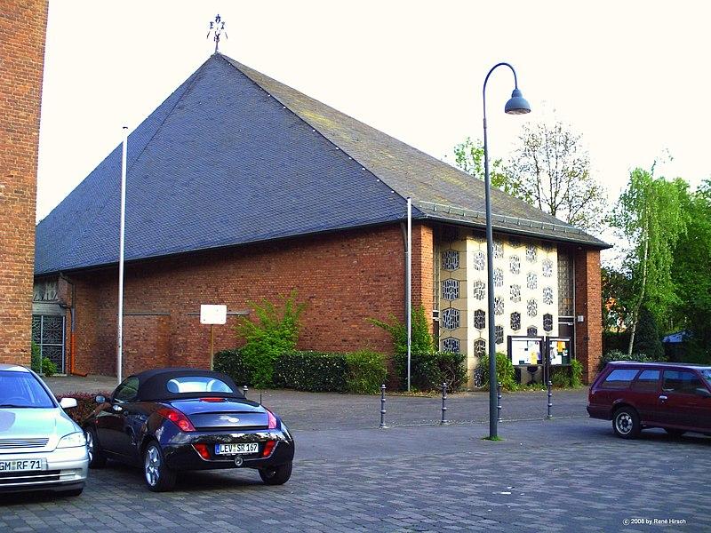St. Hildegard Leverkusen Wiesdorf