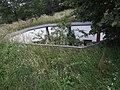 Wiese auf den Waldhofhäusern von Friedensreich Hundertwasser.JPG