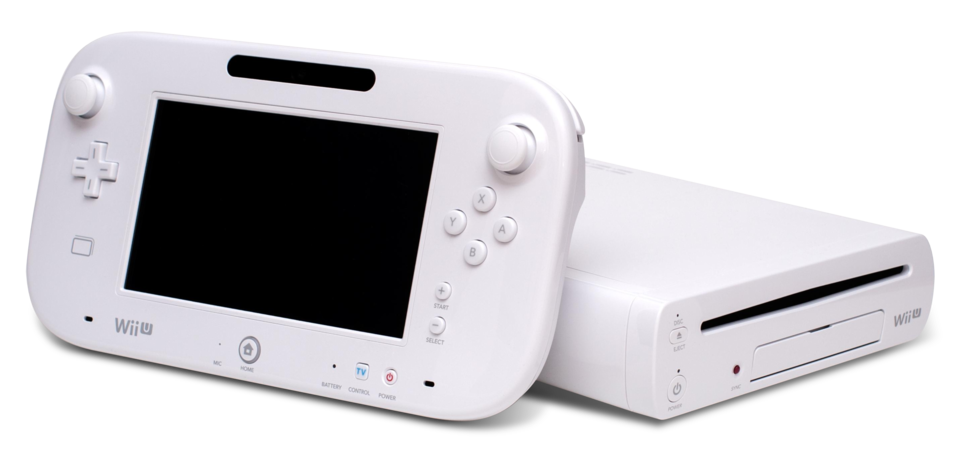 Wii U Console and Gamepad