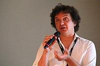 Wikimania 2015 - Joe Sutherland 09.jpg