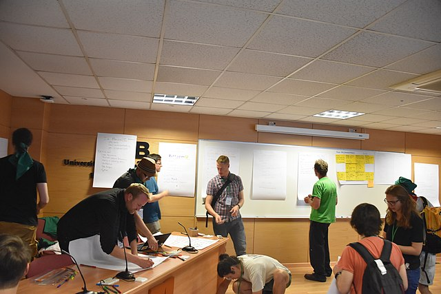 Wikimedia Hackathon Barcelona 2018 - mentorship session