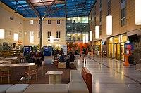 Wikimedia Hackathon Vienna 2017-05-20 Atrium 08.jpg