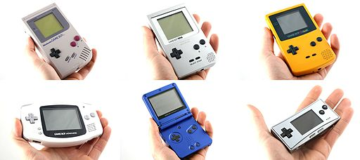 Wikipedia gameboygroup
