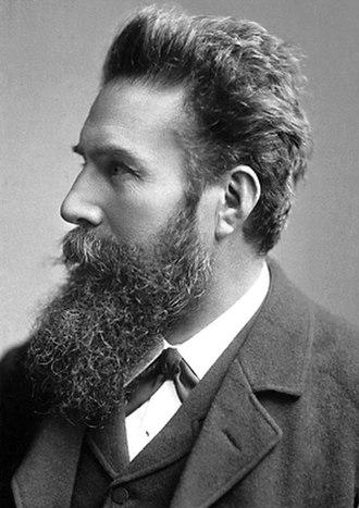 X-ray - Wilhelm Röntgen
