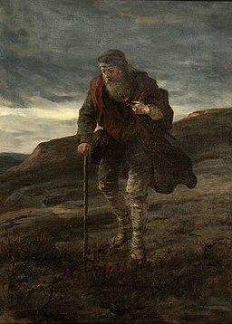 Wilhelm Amberg Berg ab