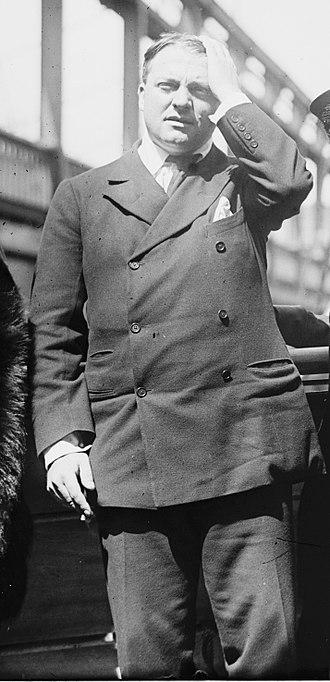 William Montagu, 9th Duke of Manchester - William Montagu c. 1910