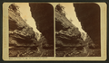 Williams Canyon - the narrows, by Thurlow, J., 1831-1878.png