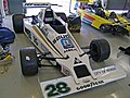Williams FW06 Silverstone pits.jpg