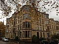 Windows in the West building, 35 Saltoun Street, Glasgow G12.jpg
