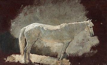Winslow Homer - White Mare.jpg