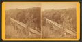 Wissahickon Creek and up it to bridge, from Robert N. Dennis collection of stereoscopic views.png