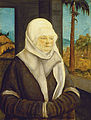 Wolf Huber - Bildnis einer Frau der Reuss-Familie (Colección Thyssen-Bornemisza).jpg