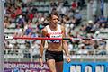 Women high jump French Athletics Championships 2013 t152309.jpg