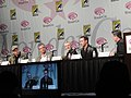 WonderCon 2011 - Terra Nova panel with director Alex Graves, executive producer Brannon Braga, and stars Stephen Lang and Jason O'Mara (5597113270).jpg