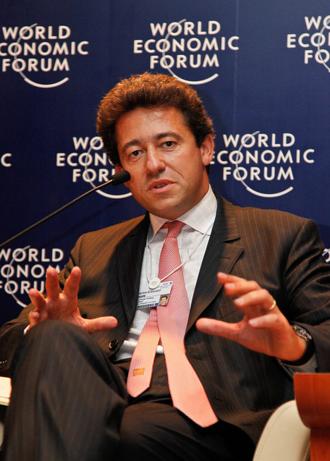 Charles-Édouard Bouée - World Economic Forum 2009 - Charles-Édouard Bouée