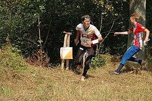Simone Niggli-Luder - Simone Niggli-Luder and Marianne Andersen at World Orienteering Championships 2007