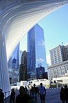 World Trade Center station and 7 World Trade Center - 2016 - 3.jpg
