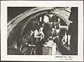 World War I soldiers in dugout.JPG