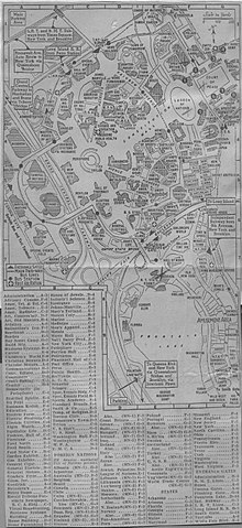 1939 New York World's Fair - Wikipedia  World S Fair Map on