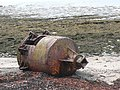 Wrecked buoy - geograph.org.uk - 216913.jpg