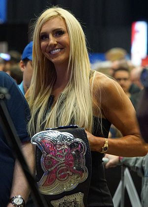 WWE Divas Championship - The final champion Charlotte