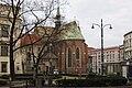 Wszystkich Swietych (All Saints) square, Old Town,Krakow,Poland.jpg