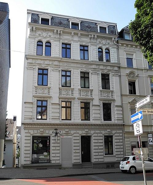 File:Wuppertal, Kieler Str. 18, Bild 2.jpg