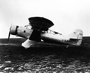 Bellanca SE - A side view of the XSE-2
