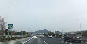 Chūgoku Expressway - Nishinomiya, Hyōgo, Japan