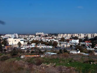 Yavne - City of Yavne