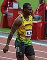 Yohan Blake 2012 Olympics 2 (cropped).jpg