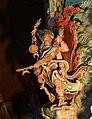 Yuan Dynasty (元) statue of Hayagriva (馬頭觀音; 马头观音; Matou Guanyin) one out of two Wisdom Kings, or vidyaraja (明王; Mingwang), in Fusheng Temple (福勝寺; 福胜寺), Yuncheng, Shanxi, China Picture 1.jpg
