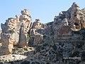 Yukarı Çağlar (Navahı) - Gölcük kayalıkları (2) - panoramio.jpg