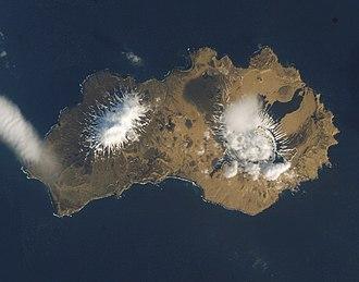 Yunaska Island - Yunaska Island
