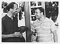 Yuri Smetanin and Yuri Gagarin, 10.03.1962.jpg
