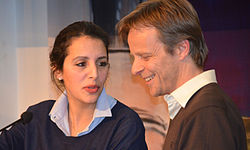 Zakia Khattabi and Patrick Dupriez
