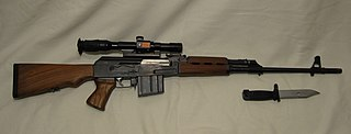 Zastava M76 military weapon
