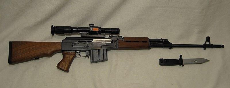 قوة أمن كوسوفو 800px-Zastava-M76-Full