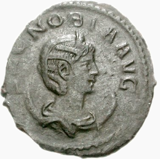 3rd-century Queen of the Palmyrene Empire