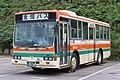 Zentan Bus 2607 at Yumura Onsen.jpg