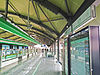Zhuangqiao Station - platform.JPG