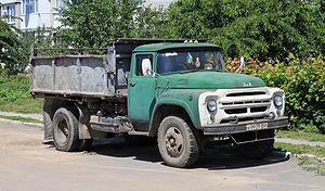 ZIL-130 - ZiL-130, early modification (before 1978)