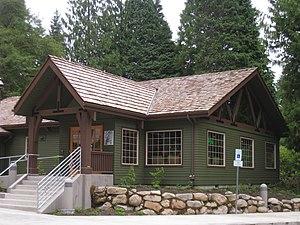 Zigzag, Oregon - The Zigzag Ranger Station