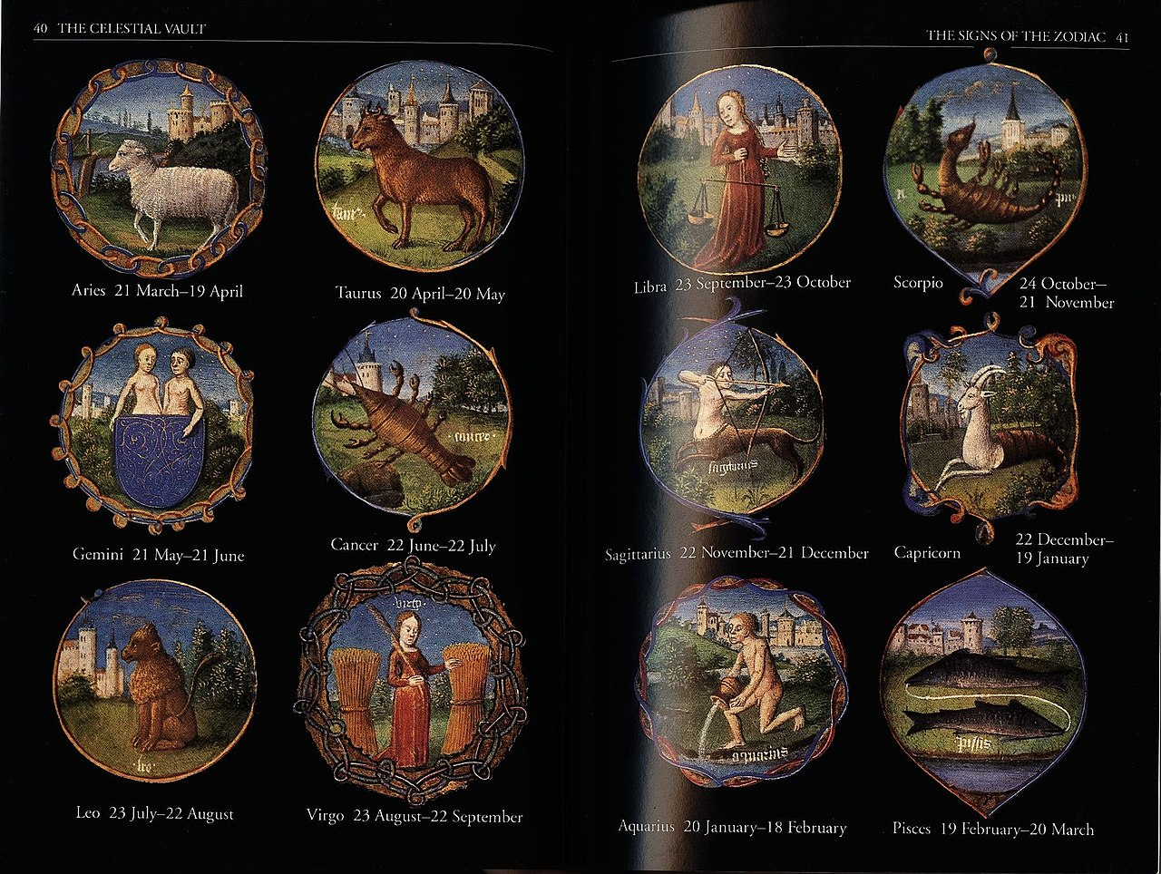Stars in astrology