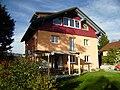 Zollwohnhaus 1, Neuhaus bei Scheidegg iA, Bufler.JPG