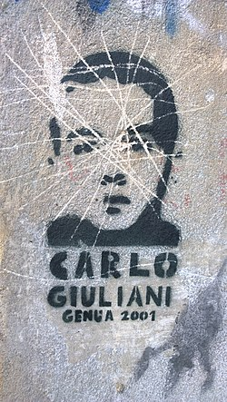 """Carlo Giuliani"" Szczecin 2015 (23899155092).jpg"